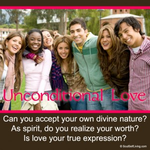 Unconditional-Love-SSL