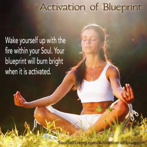 Activation of Blueprint