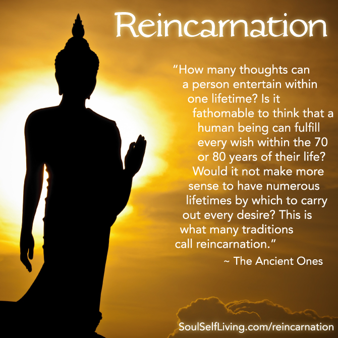 Quotes About Reincarnation. QuotesGram