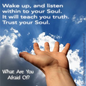 What Are Your Afraid Of