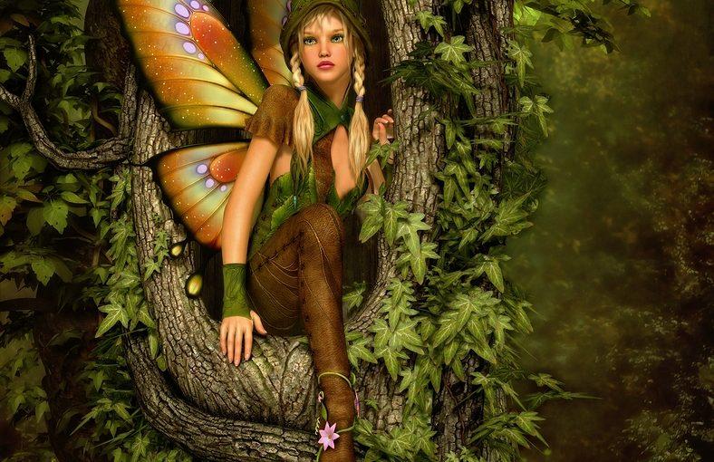 Fairies, Nature Spirits, and Us