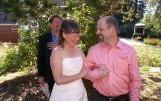 Spiritual Partners - Jack and Stacey