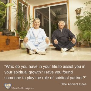 Spiritual Partnerships