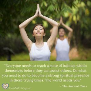 Peaceful Presence