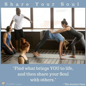 Share Your Soul