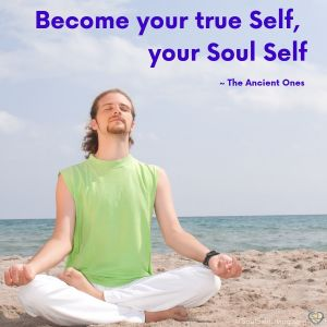 Soul Self message