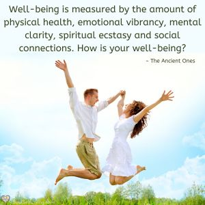Your Well-being
