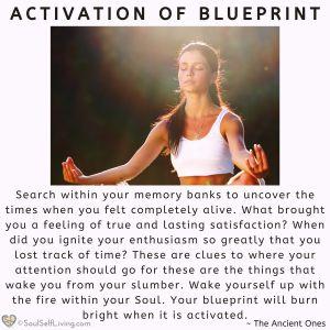 Activation of Blueprint