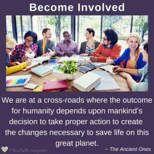 Become Involved
