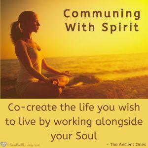 Communing With Spirit