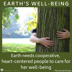 Earth's Well-being