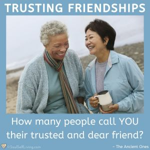 Trusting Friendships